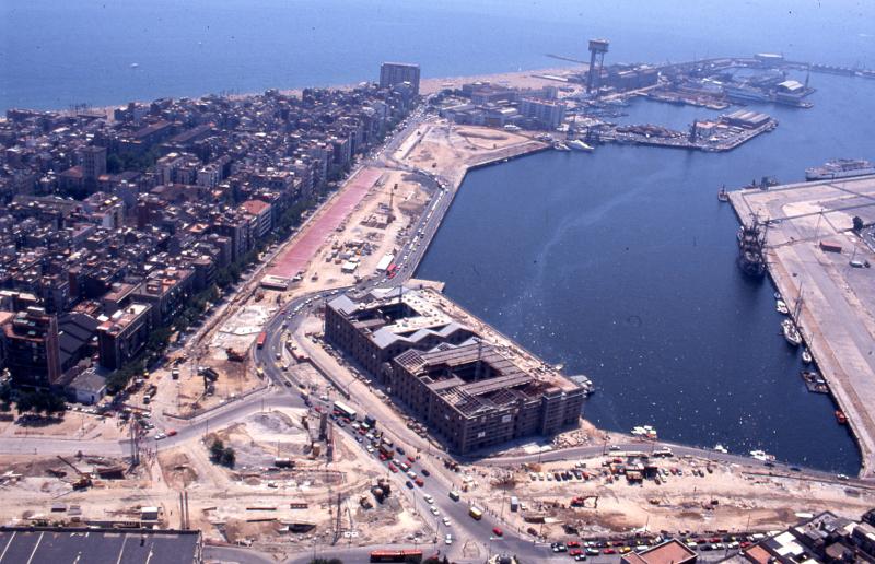 port vell 1991