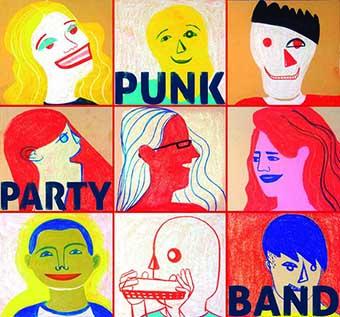 Punk Party Band: «No sabemos si el problema es el sistema o los guiris»